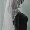 11352 GOLD veil side view