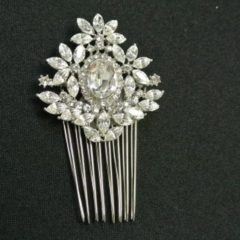 Bridal Hair Sprays, Combs, Hair Jewelry Clips or Pins