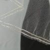 11359 SILVER veil edge drape