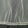 11359 SILVER veil pattern